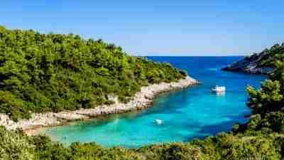 Jcroatia walking holidays, self guided walking croatia, ewels of the Dalmatian Coast, walking holidays in croatia, croatia walking holidays
