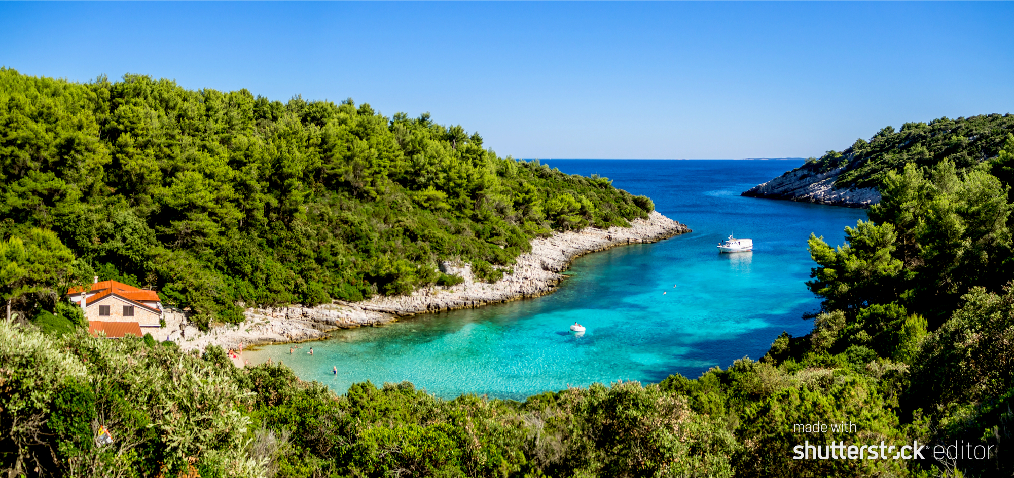 Jewels of the Dalmatian Coast, walking holidays in croatia, croatia walking holidays