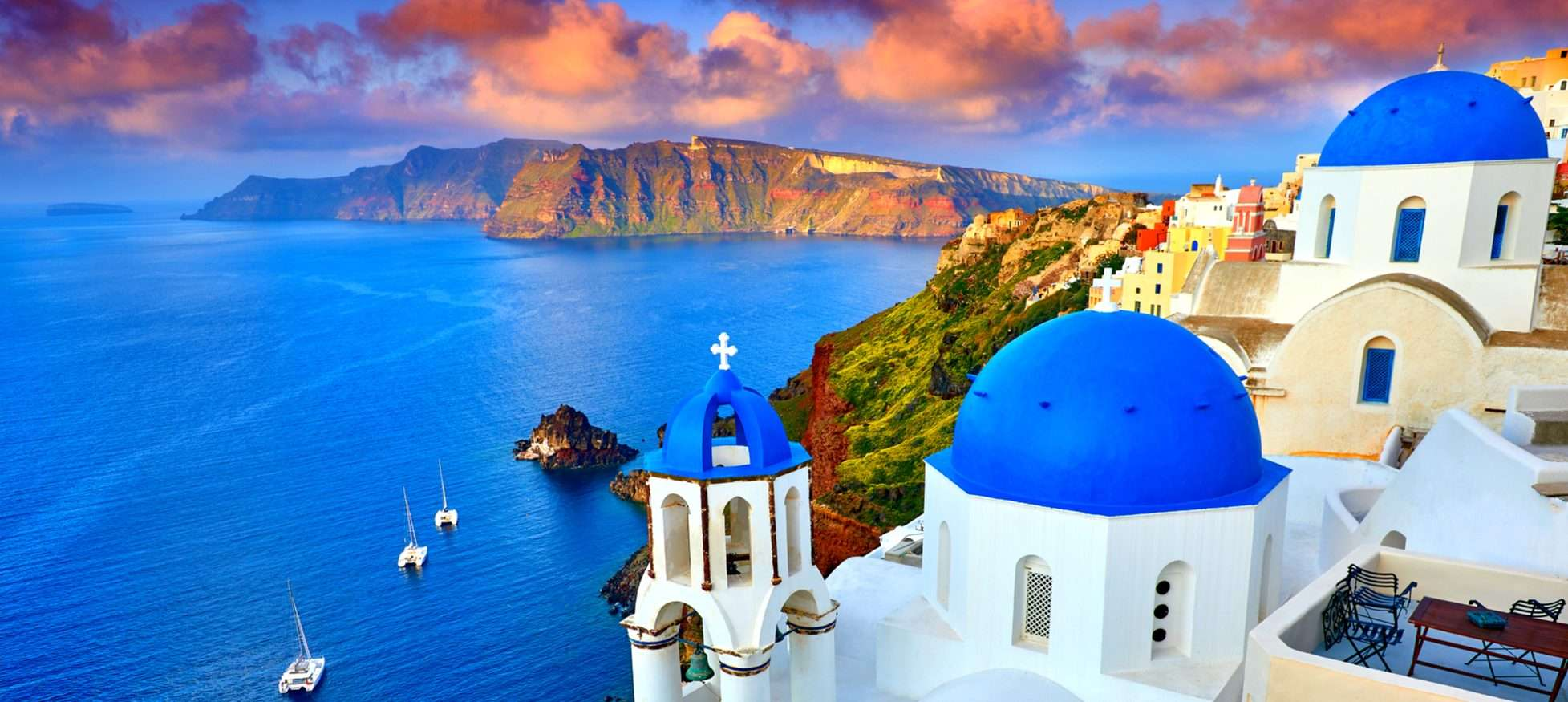 Jewels of the Cyclades: Naxos and Santorini, walking holidays in Greece, Greece walking holidays