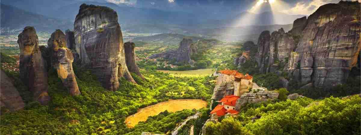 Meteora and Pindos Mountains 17