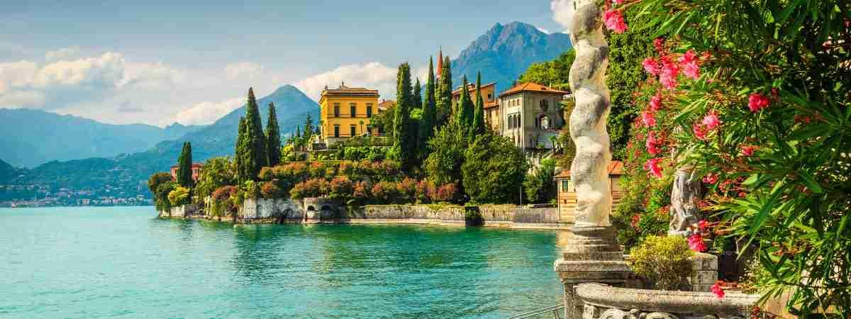 Trails of Italian Lakes: Como and Lugano 1