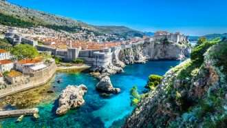 best of montenegro and the croatian islands