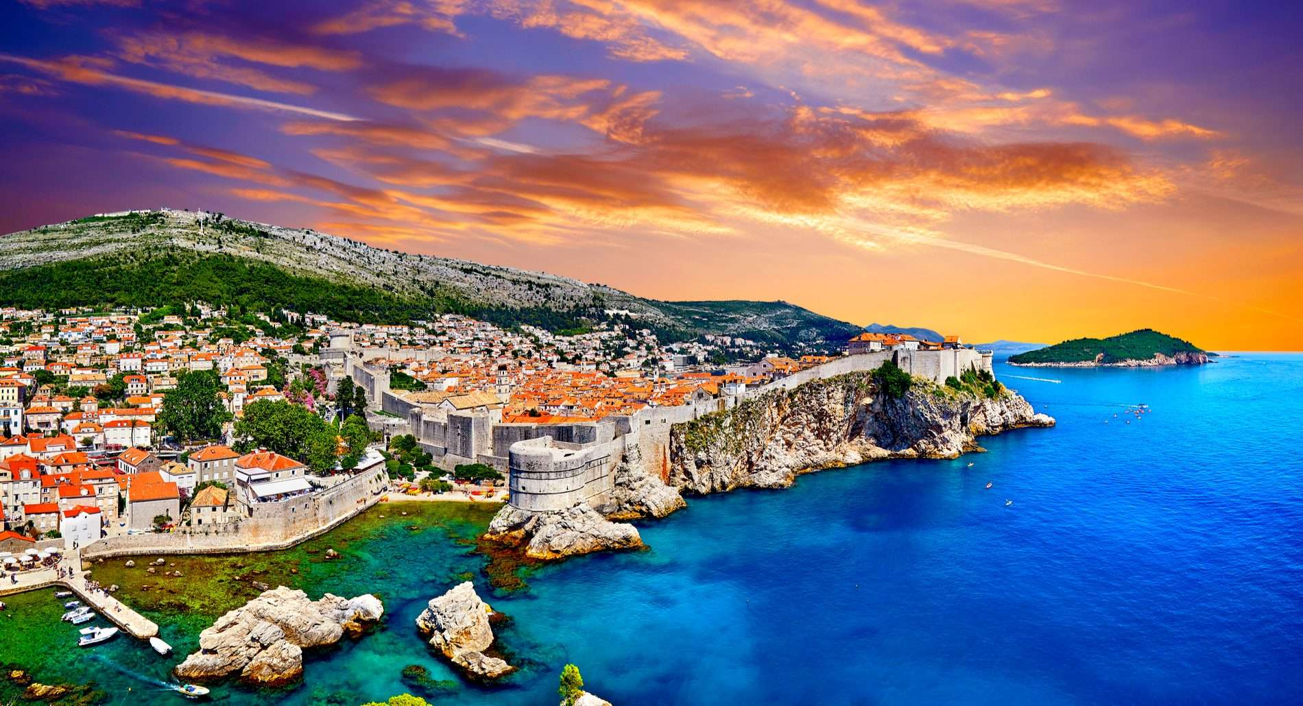 Dalmatia by Bike and Boat, cycling in Croatia, Croatia cycling holiday, Dalmatia by bike