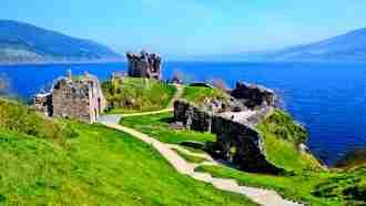 great glenn way walking holiday in scotland
