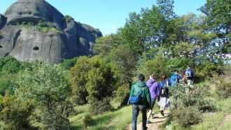 Meteora and Pindos Mountains 16