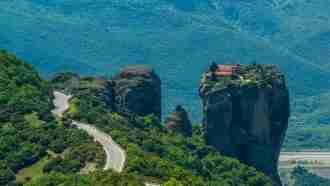 Meteora and Pindos Mountains 12