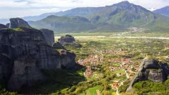 Meteora and Pindos Mountains 11