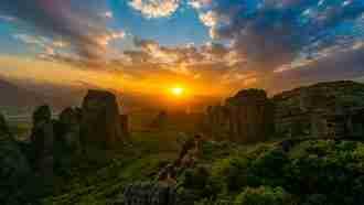 Meteora and Pindos Mountains 7