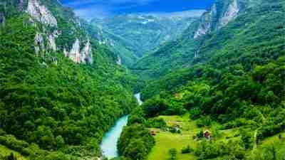 north montenegero activity holiday