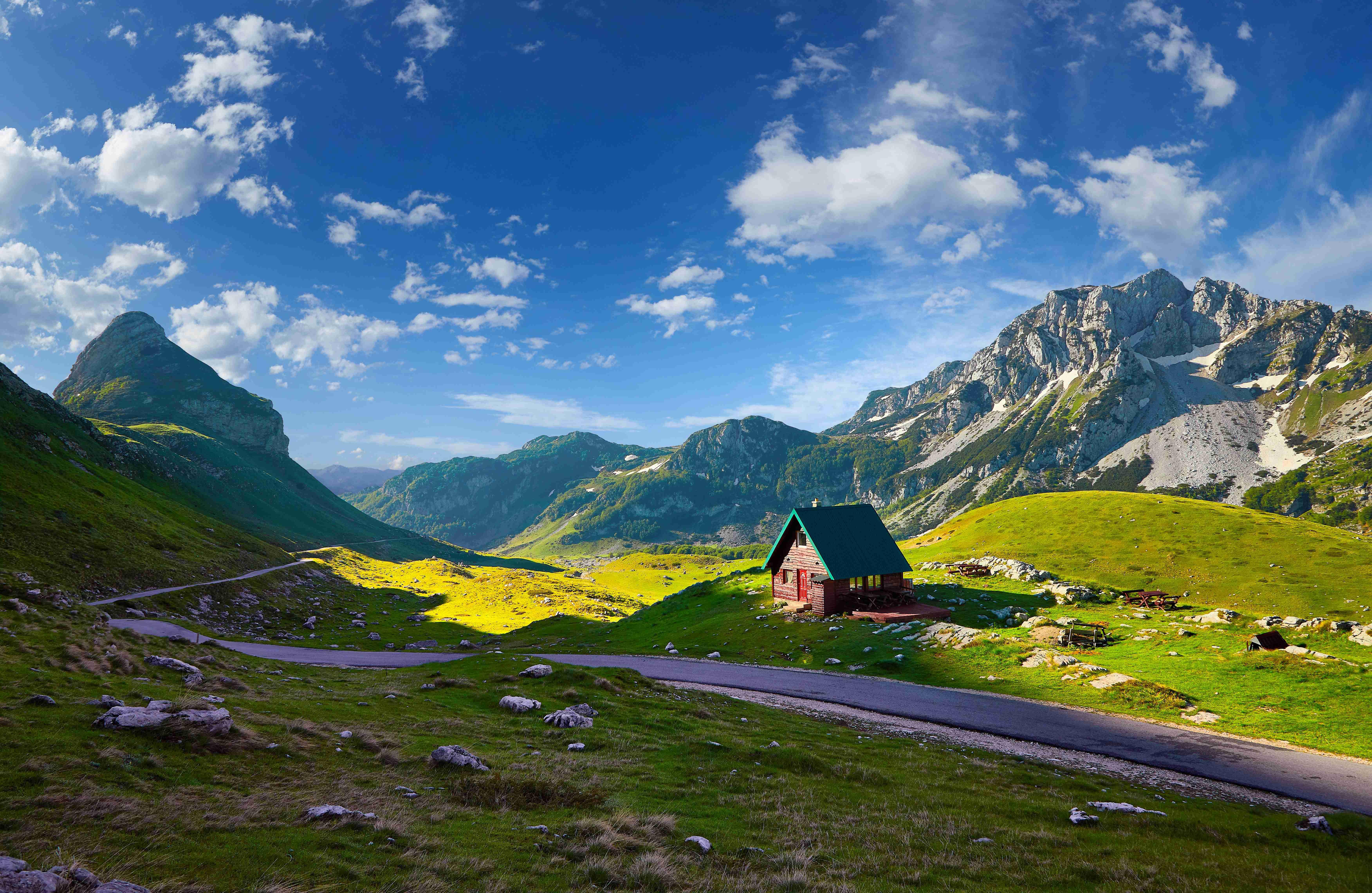 north montenegro short break