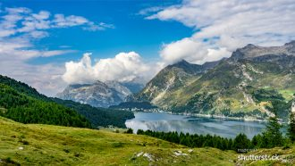 Engadine: The Pearl of the Alps
