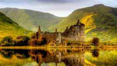 Scotland Walking Holidays