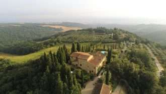 Via Francigena: San Miniato to Buonconvento 33
