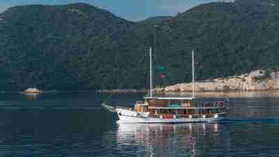 Dalmatia by Bike and Boat 14