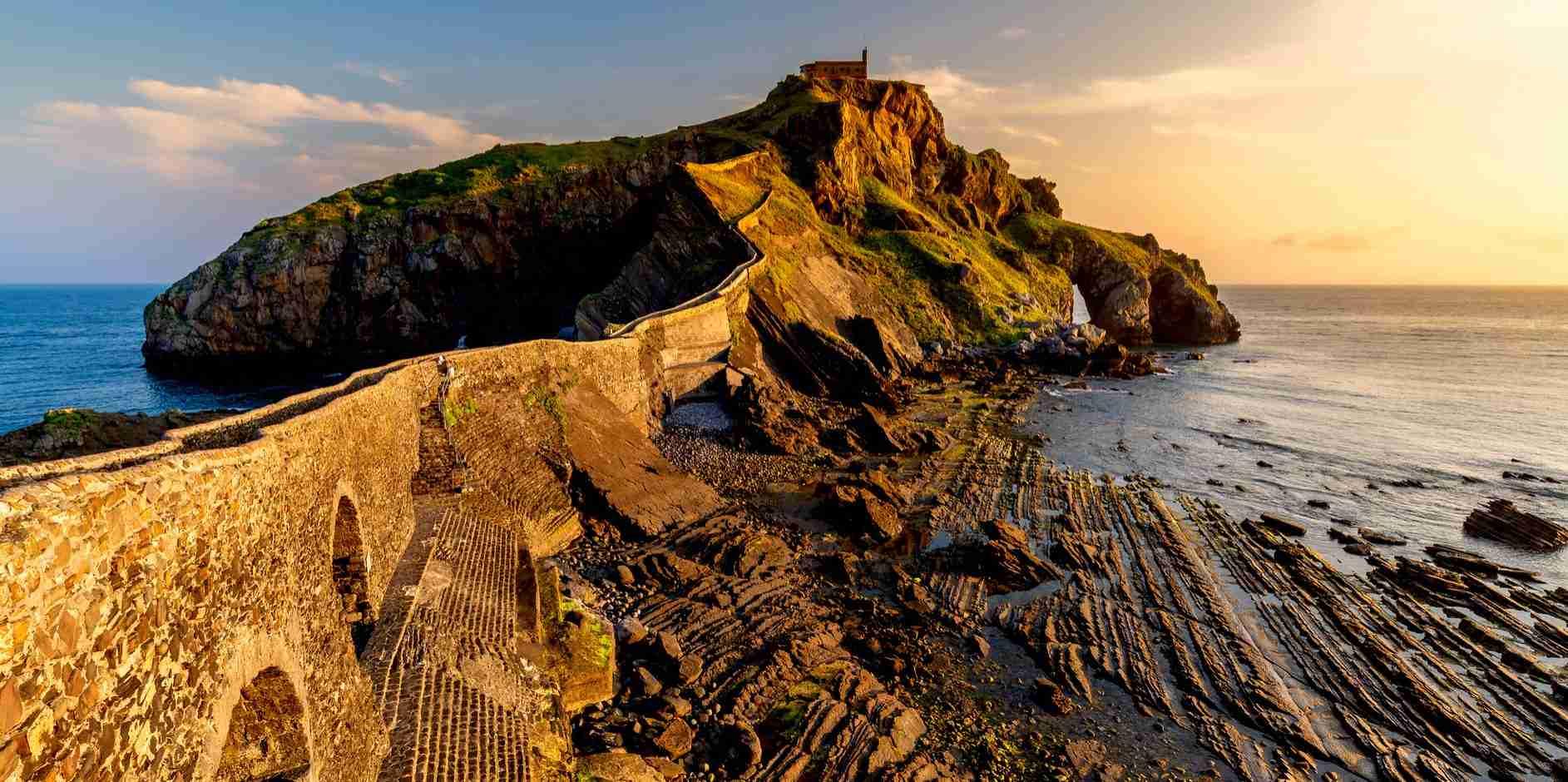 Basque Coast and Bay of Bilbao, Basque Coast Walking Holiday