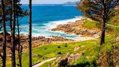 Camino Portugues: Coastal Way 1