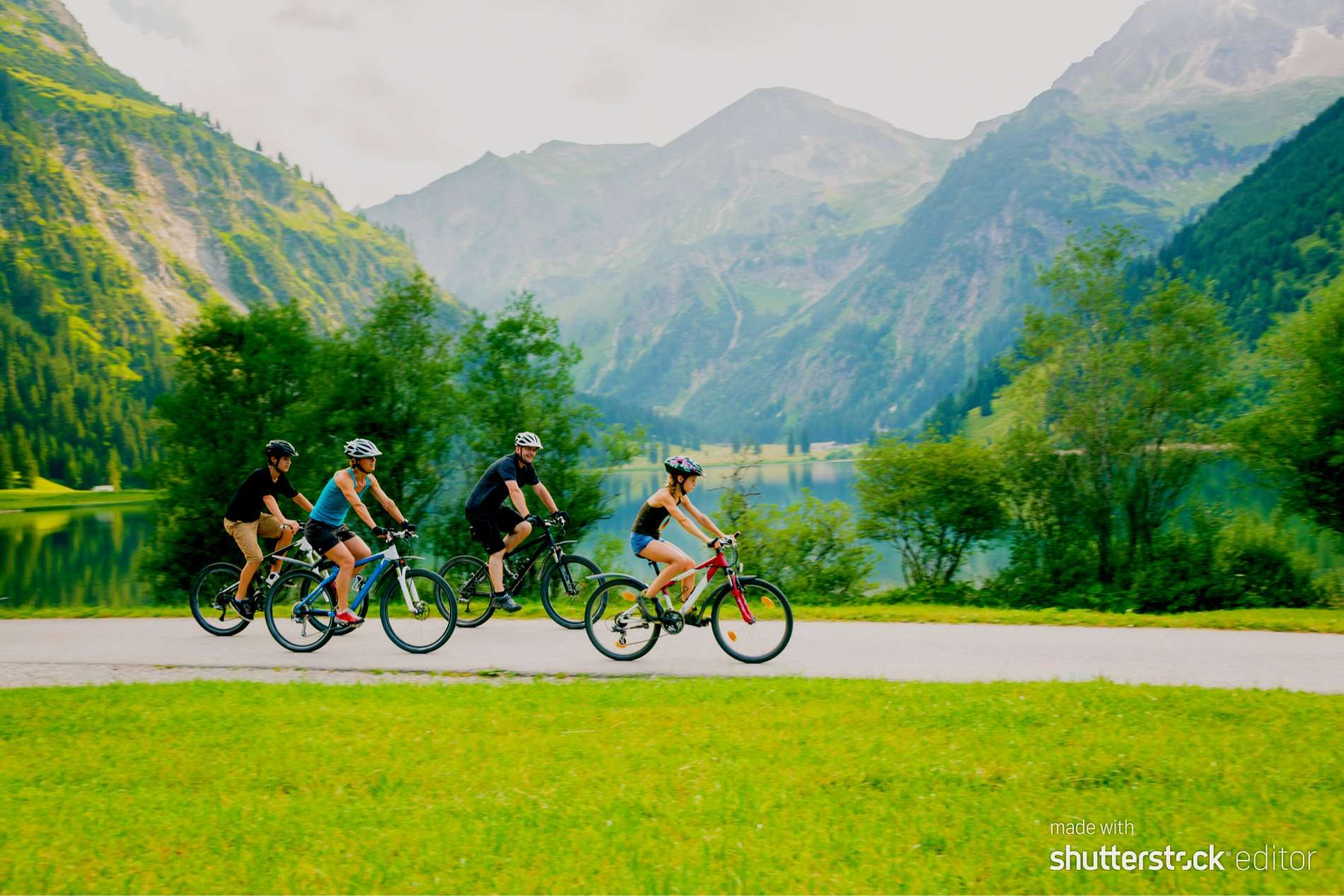 self guided cycling holidays in europe