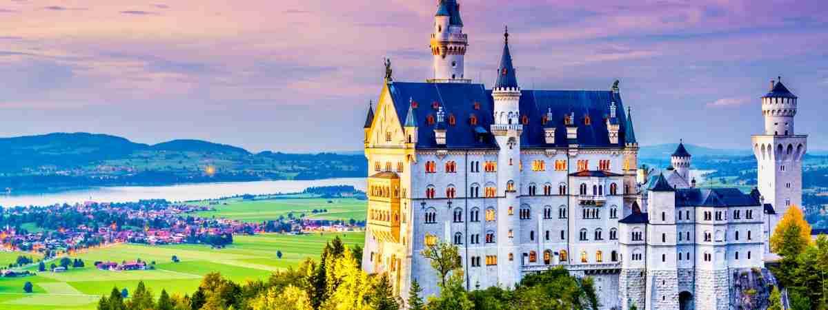 Cycling the Lakes of Bavaria 1