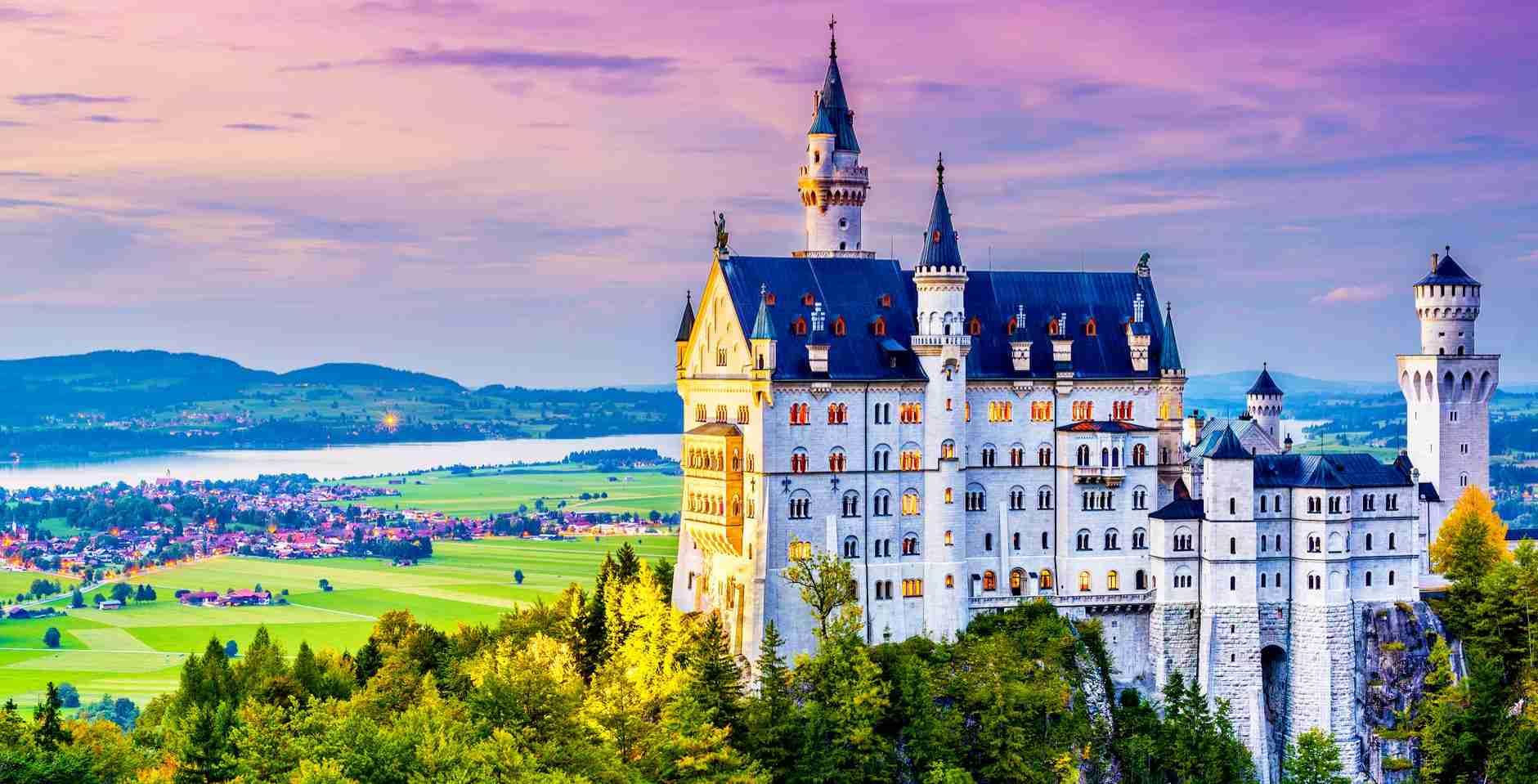 Cycling the Lakes of Bavaria