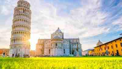 Cycling the Tuscany Coast: Pisa to Elba, Cycling the Tuscany Coast