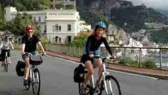Cycling the Amalfi Coast 1