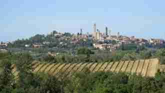 Via Francigena: San Miniato to Buonconvento 12