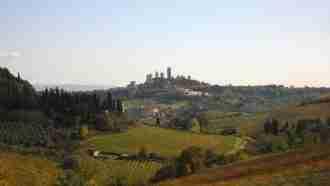Via Francigena: San Miniato to Buonconvento 6