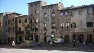 Via Francigena: San Miniato to Buonconvento 5