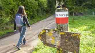 Via Francigena: San Miniato to Buonconvento 15