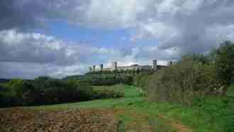 Via Francigena: San Miniato to Buonconvento 4
