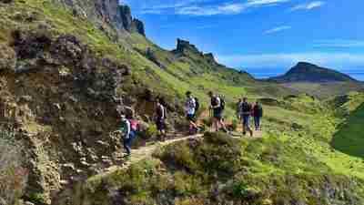 Skye Trail: Across the Isle of Skye 4