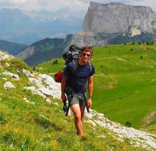 David, Switzerland