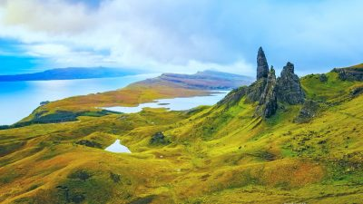 isle of skye coast to coast walking holiday