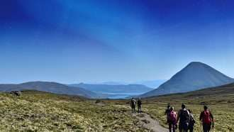 Skye Trail: Across the Isle of Skye 3