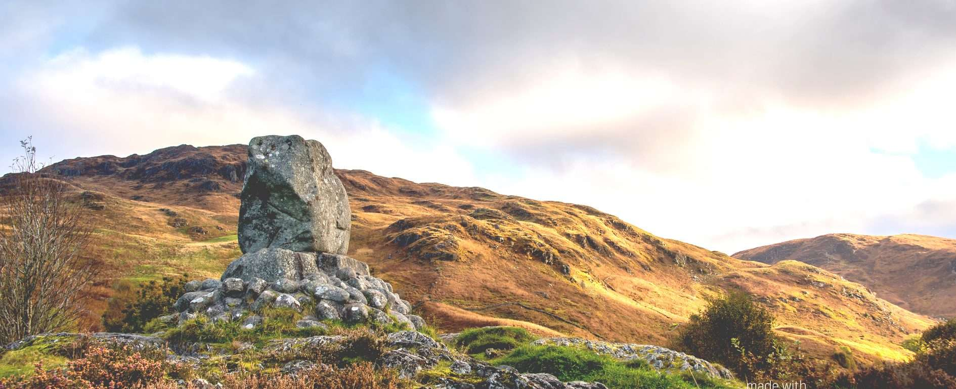 walking the Southern Upland Way West