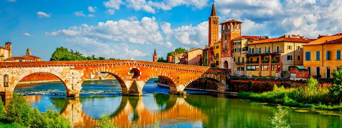 Jewels of Northern Italy: Cycling Bolzano to Venice