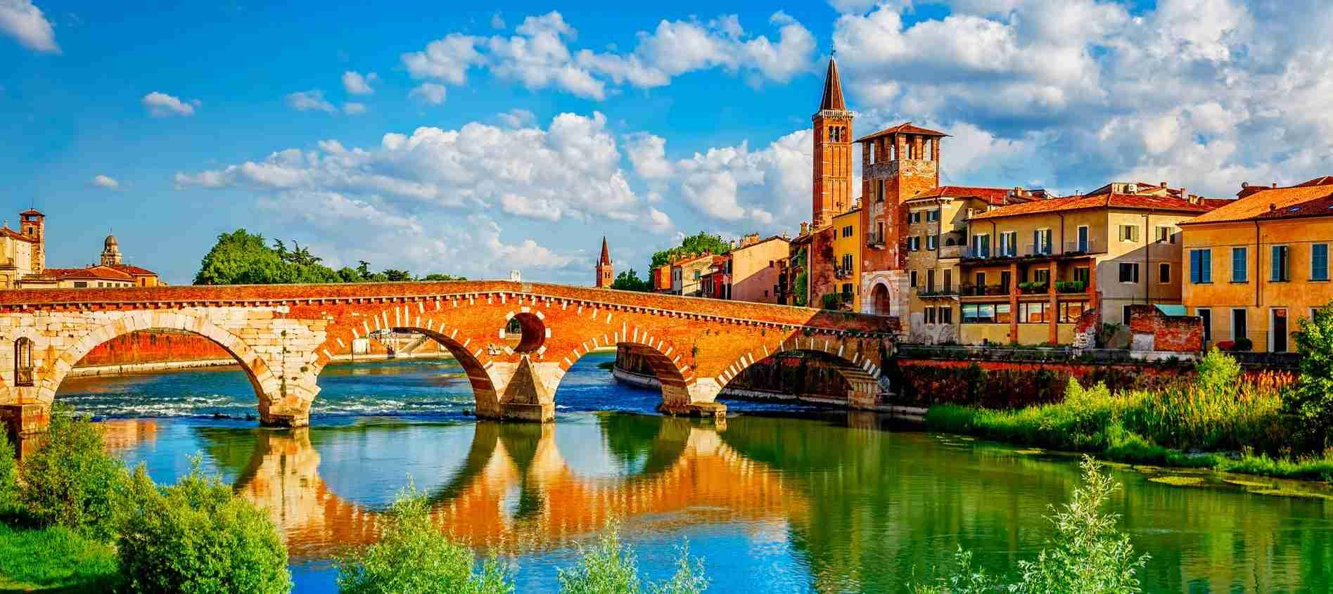The Jewels of North Italy: Cycling Bolzano to Venice