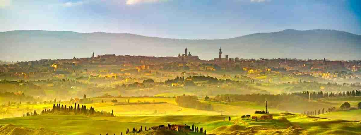 Via Francigena: San Miniato to Buonconvento