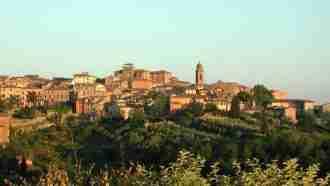 Via Francigena: San Miniato to Buonconvento 1