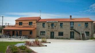 Camino Finisterre: Santiago to Finisterre 12