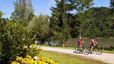 Danube Cycle Path Short Break 31