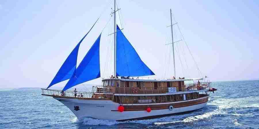 Dalmatia by Bike and Boat 1