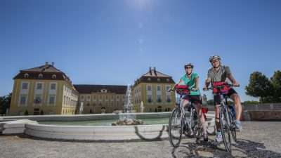 Danube Cycle Path Short Break 37
