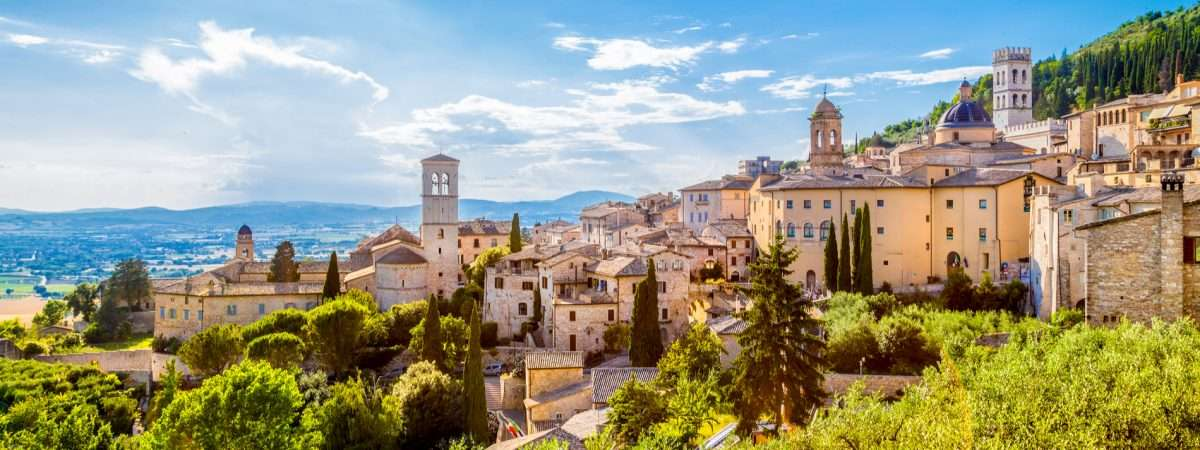 Medieval Umbria: Assisi to Spoleto 1