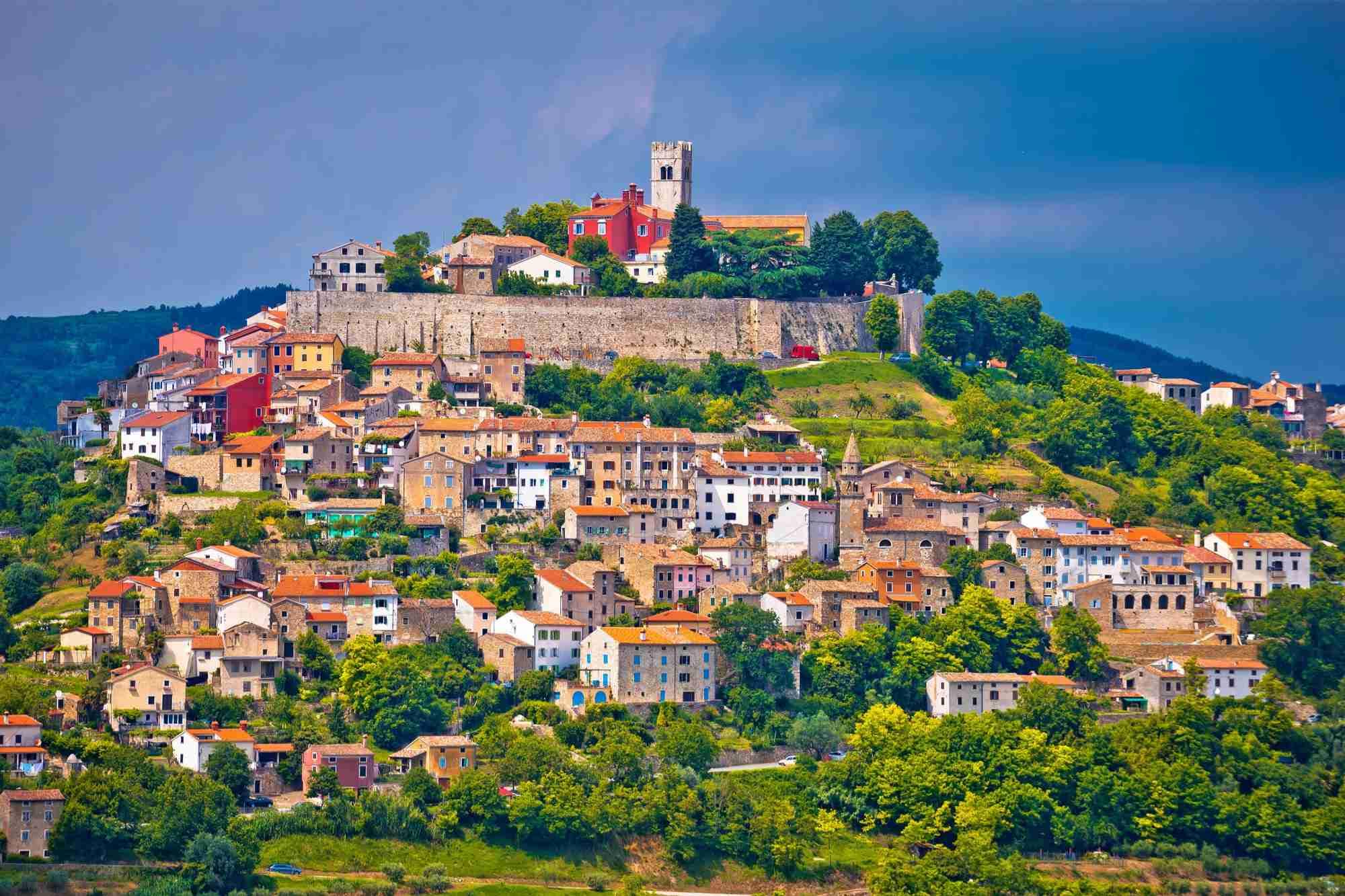 Croatia Cycling Holidays