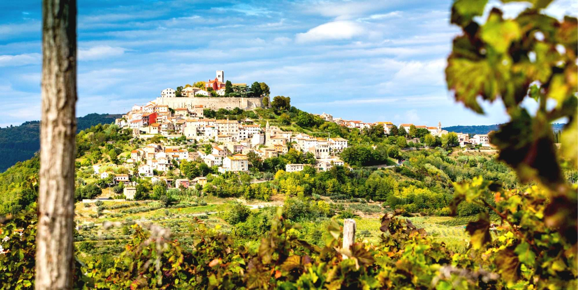 Istria on Wheels: Cycling from Trieste to Pula, cycling holiday in croatia