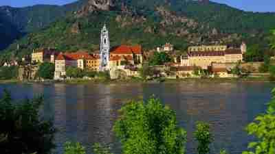 Danube Cycle Path Short Break 4