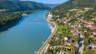 Danube Cycle Path Short Break 5