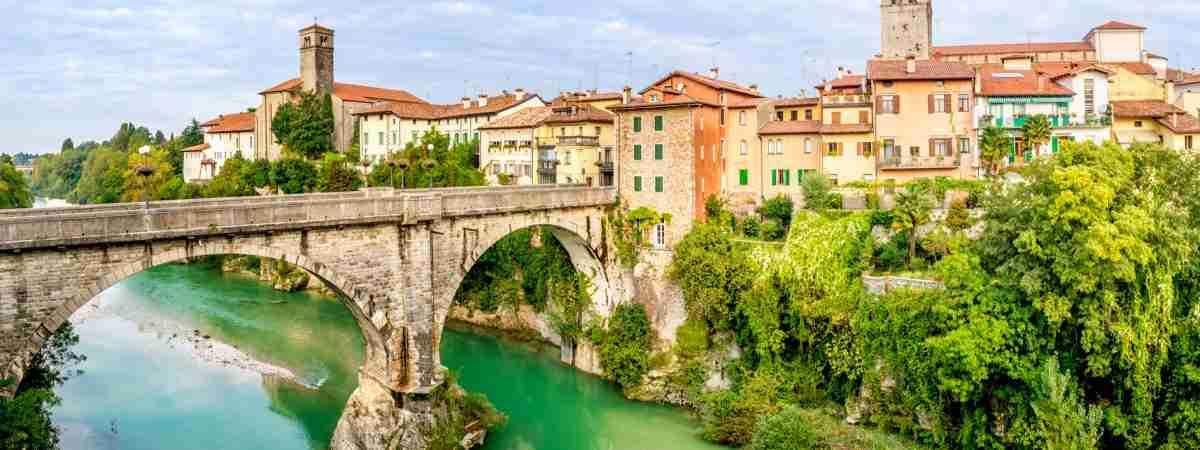 Alpe-Adria Trail: Cividale del Friuli to Trieste 1