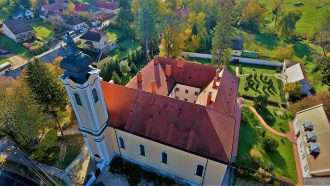 Castles and Monasteries of Bakony Mountains 19